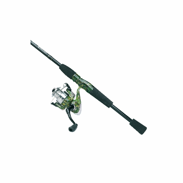 Ardent 1000 fof fishouflage spinning combo for Kmart fishing pole