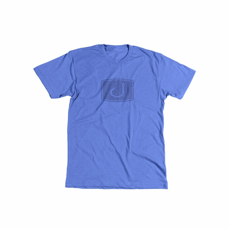 Avid sportswear distressed iconic fishing t shirts for Fishing t shirts