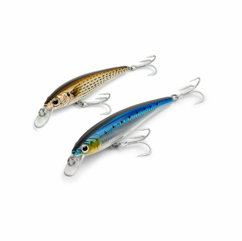 Baker suspending saltwater jerk bait lures for Saltwater fishing lures