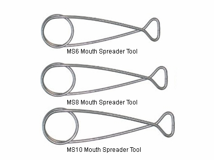 Baker Tools Mouth Spreaders