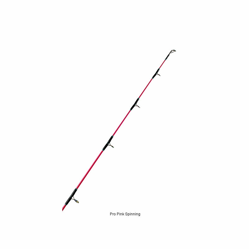 Blackfin Pro Pink Series Rods Tackledirect