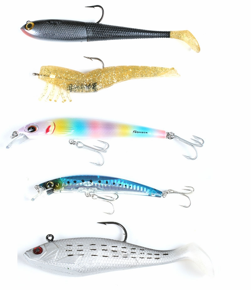 blacktiph snook lure kit tackledirect
