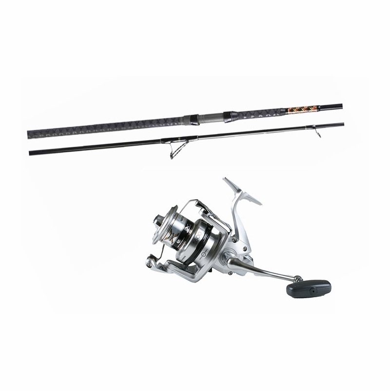 Blacktiph surf fishing combo standard tackledirect for Surf fishing rods and reel combos