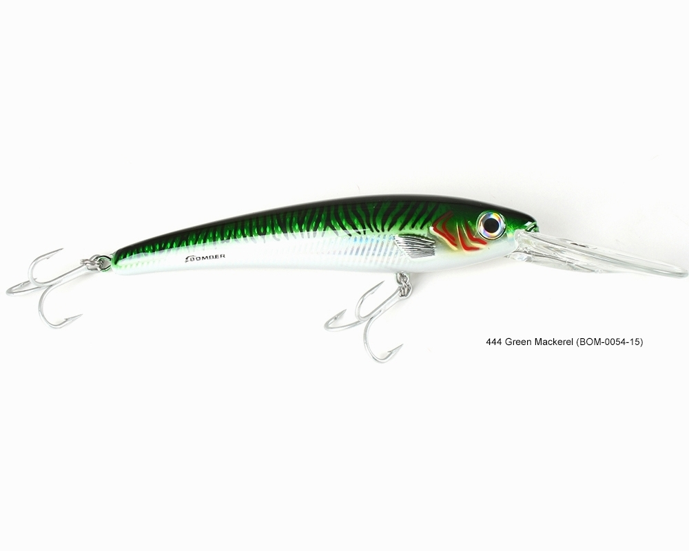 Bomber certified depth lures tackledirect for Ocean fishing gear