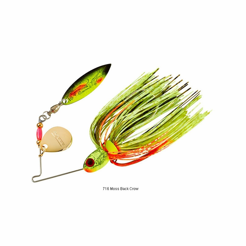 Booyah bypm36 pond magic spinnerbait tackledirect for Best bait for pond fishing