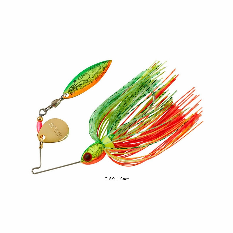 Booyah bypm36 pond magic spinnerbait tackledirect Best lures for pond fishing