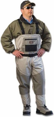 Caddis Deluxe Stockingfoot Waders Short Stout 2xl Short Stout