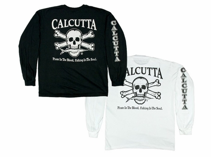 Calcutta Long Sleeve Original Tee (X-Large)