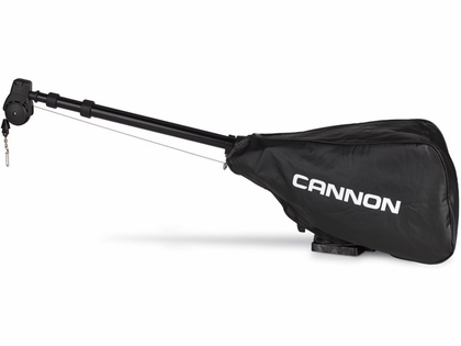 Cannon Downrigger Cover Black 1903030