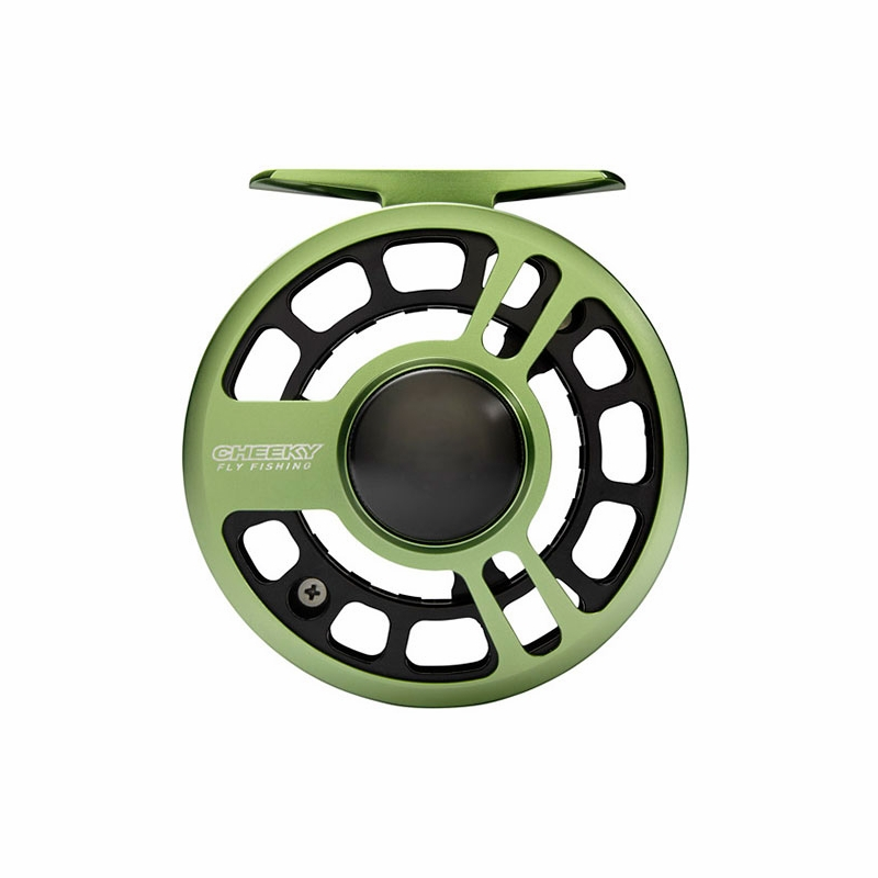 Cheeky boost 325 fly fishing reel tackledirect for Fly fishing reel reviews
