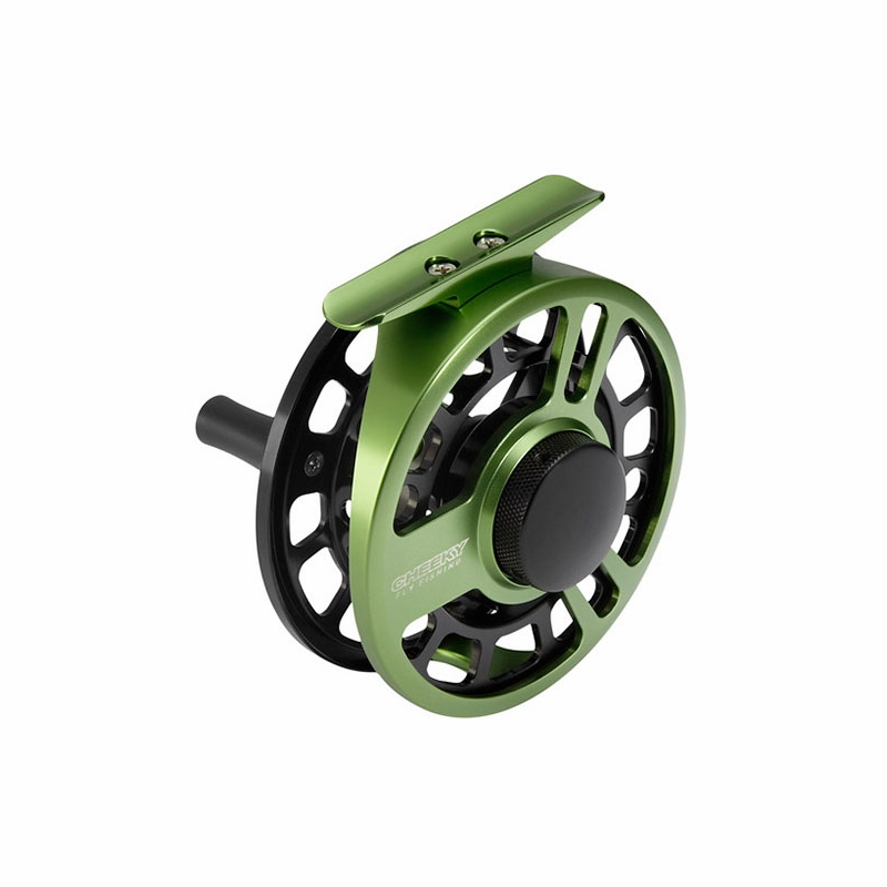 Cheeky boost 325 fly fishing reel tackledirect for Cheeky fly fishing
