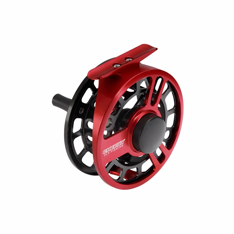 Cheeky boost 350 fly fishing reel tackledirect for Cheeky fly fishing