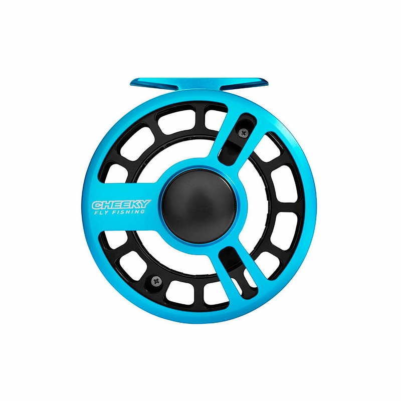 Cheeky boost 400 fly fishing reel tackledirect for Cheeky fly fishing