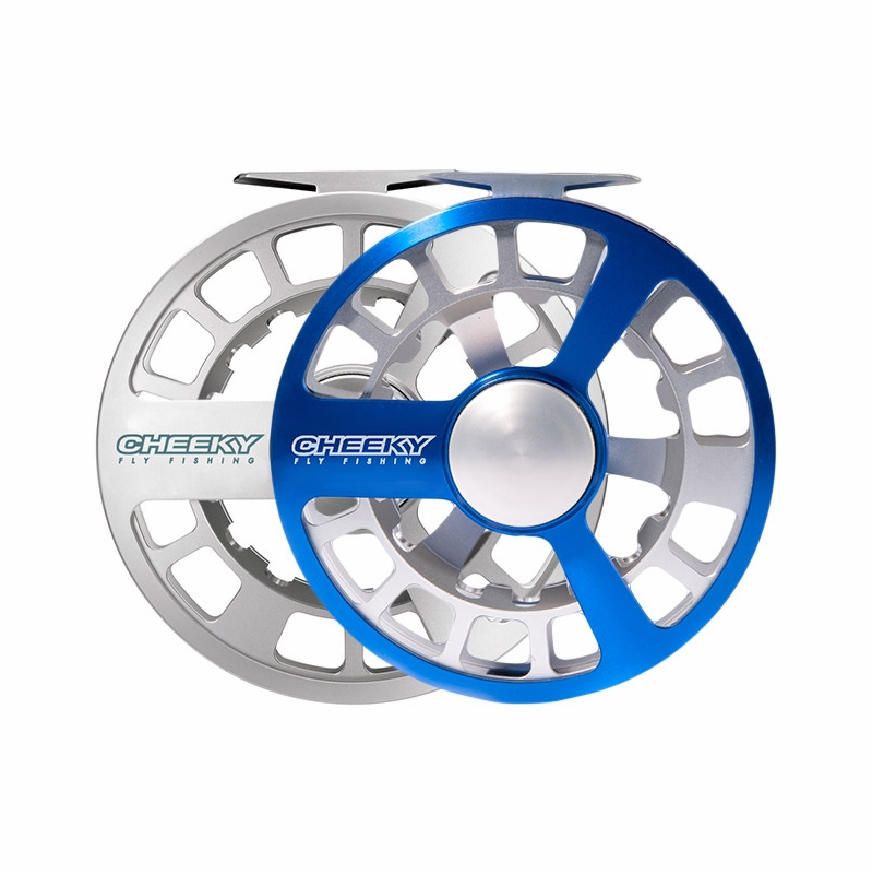 Cheeky dozer 525 fly fishing reels tackledirect for Cheeky fly fishing
