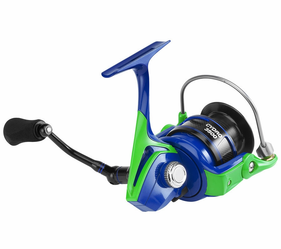 Cheeky fishing cydro 3500 spinning reel tackledirect for Fishing pole reel