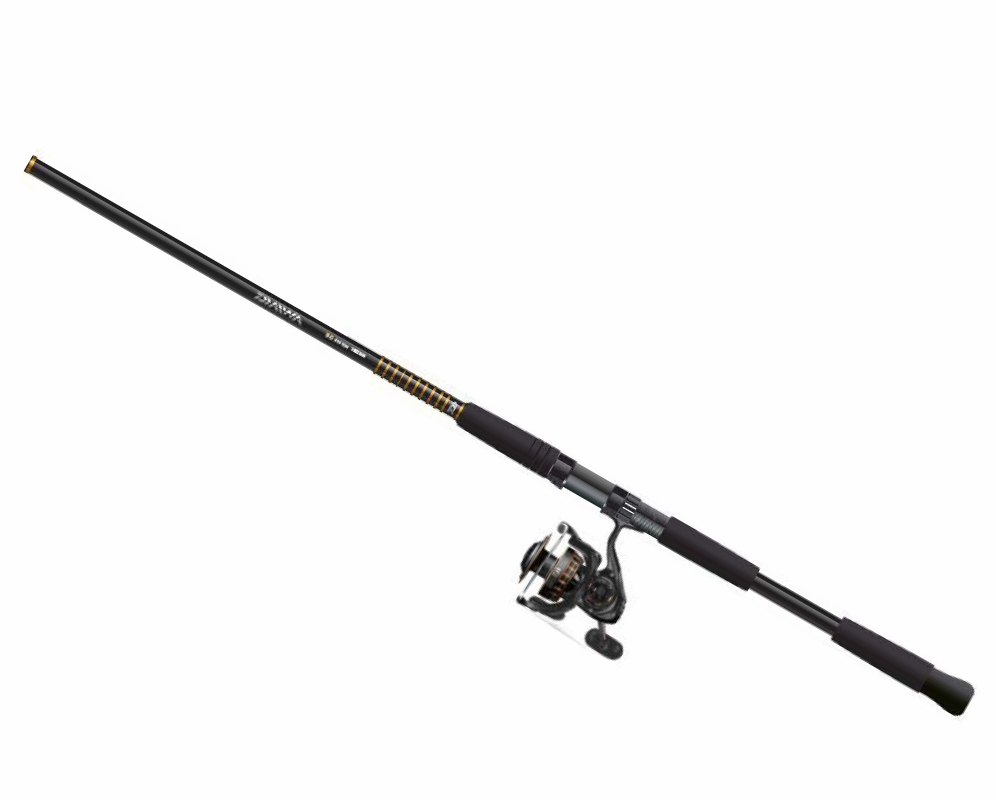 Saltwater Spinning Rod & Reel Combos | TackleDirect