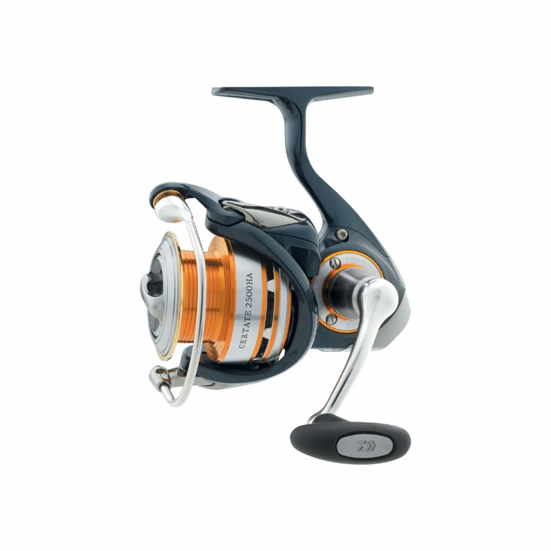 Daiwa ct2000ha certate ha spinning reel tackledirect for Daiwa fishing reels