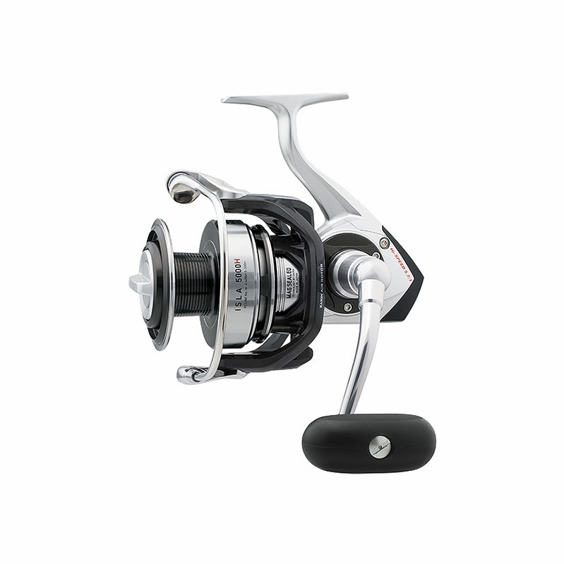 Daiwa isla saltwater spinning reels tackledirect for Daiwa fishing reels