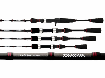 Daiwa LAG562ULFS Laguna Ultra Light Spinning Rod