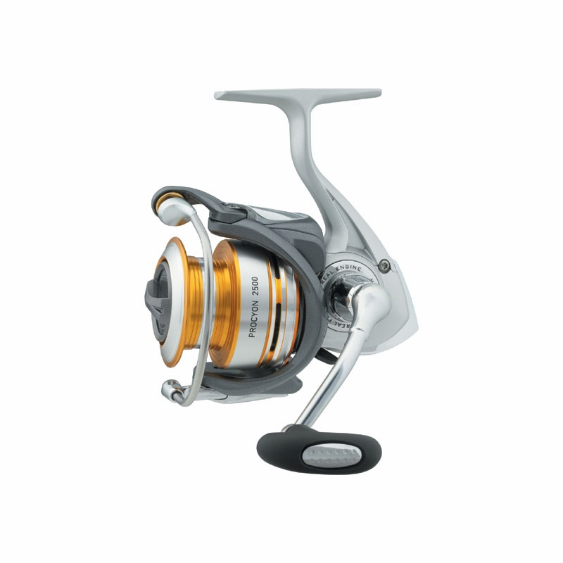 Daiwa procyon spinning reels tackledirect for Daiwa fishing reels