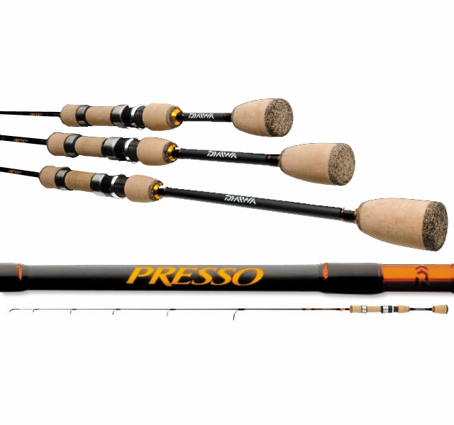 Daiwa pso702ulfs presso ultralight spinning rod tackledirect for Freshwater fishing rods