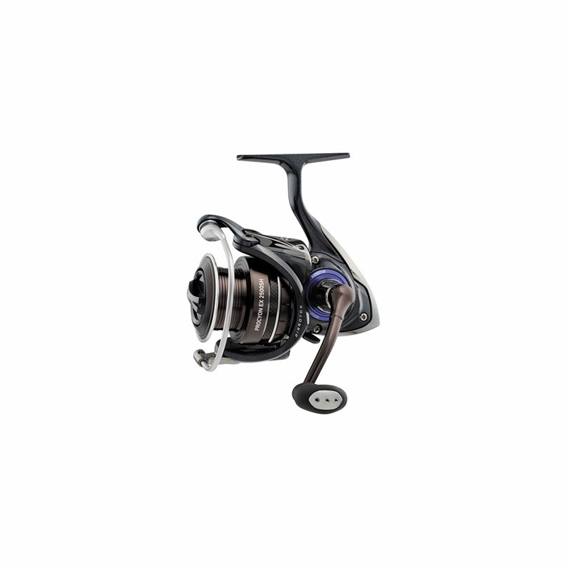 Daiwa procyon ex spinning reels tackledirect for Daiwa fishing reels
