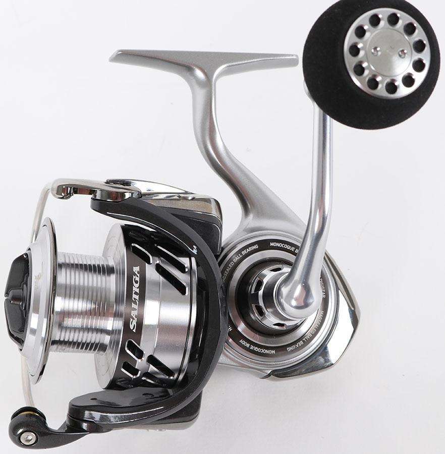 Daiwa saltiga bay jigging reels tackledirect for Daiwa fishing reels