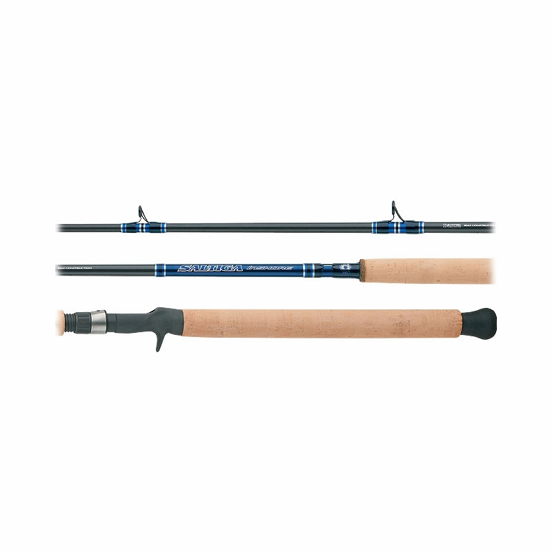 Daiwa saltiga inshore northeast striper casting rods for Saltwater fishing rods