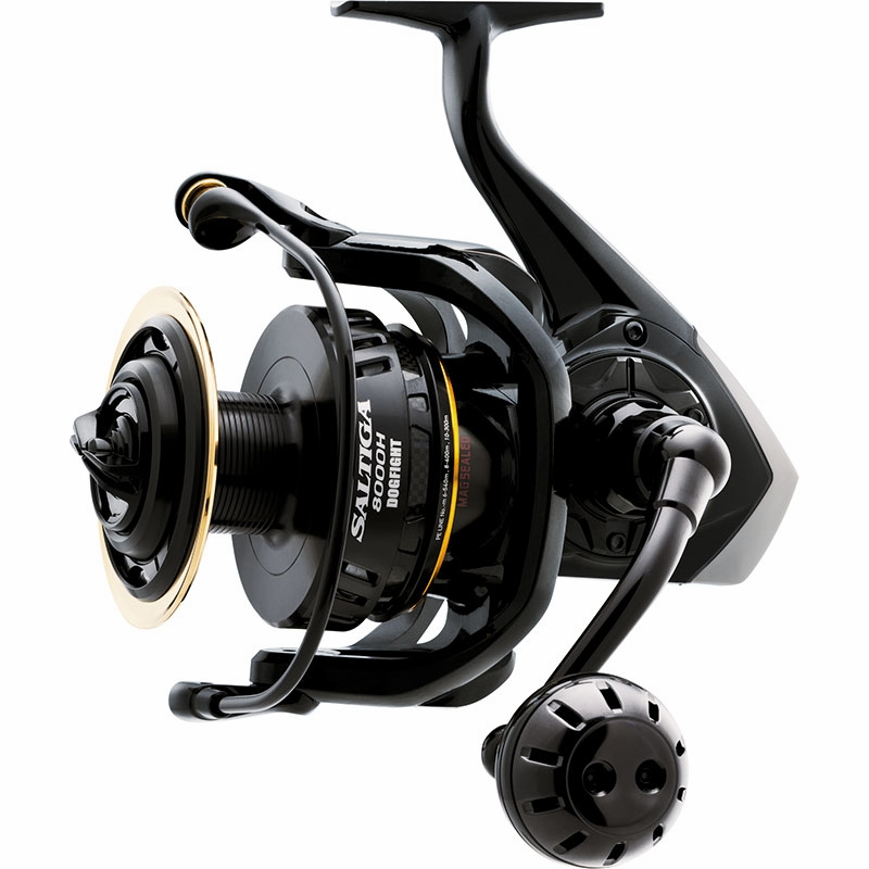 Daiwa saltiga saltwater spinning reels tackledirect for Daiwa fishing reels