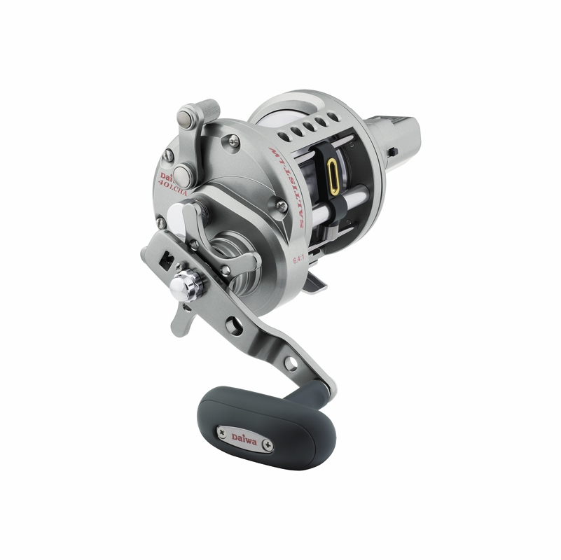 ec5a07c57f7 Daiwa Saltist Levelwind Line Counter Super High Speed | TackleDirect