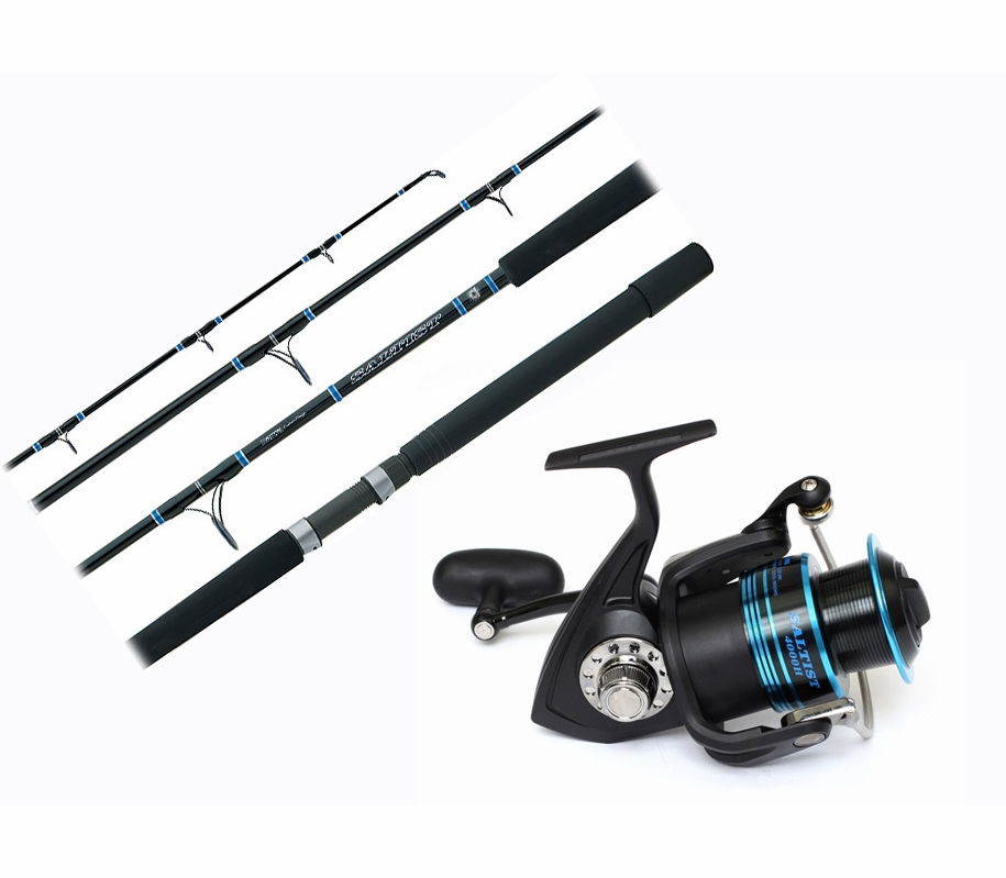 Daiwa saltist saltwater spinning combos tackledirect for Saltwater fishing rods and reels combos