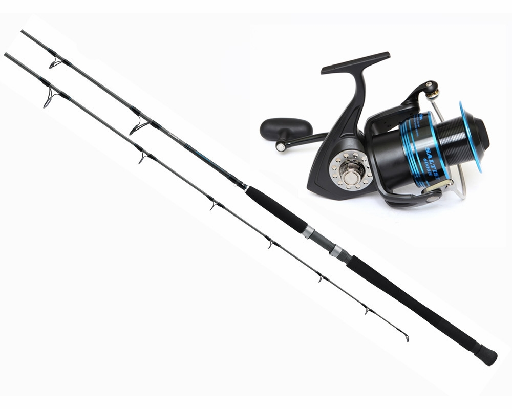 Daiwa saltist saltwater spinning combos tackledirect for Saltwater fly fishing combo