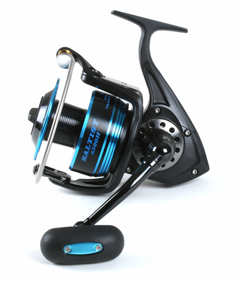 Daiwa saltist spinning reel penn carnage ii 12ft surf for Surf fishing reels