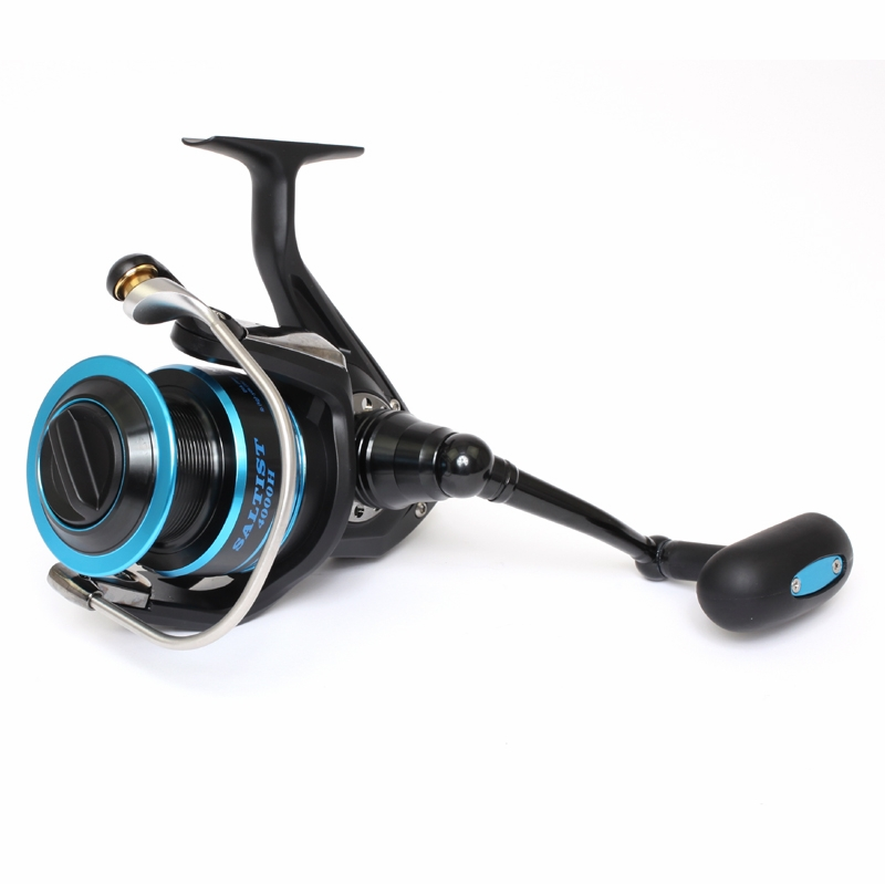 Daiwa saltist stt4000h saltwater spinning reels for Saltwater fly fishing reels