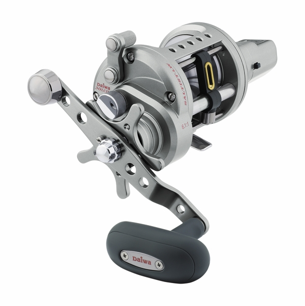 Daiwa Saltist Sttw30lcha Levelwind Line Counter Super High