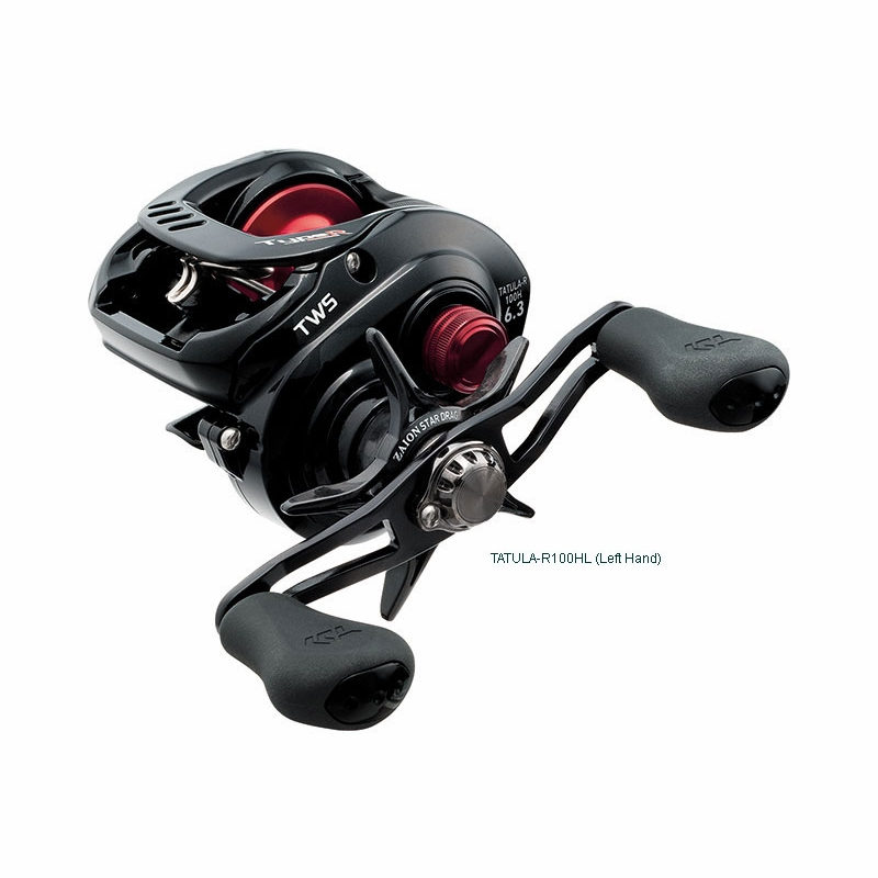 Daiwa tatula baitcasting reels tackledirect for Baitcasting fishing reel