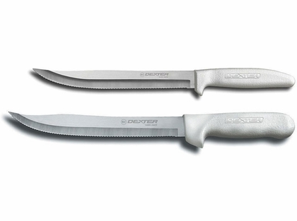 Dexter-Russell Sani-Safe Scalloped Utility Slicers