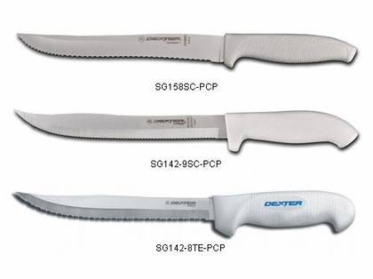 Dexter-Russell SofGrip Scalloped Utility Slicers