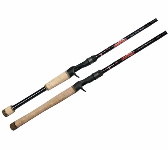 Dobyns savvy micro series baitcasting rods tackledirect for Dobyns fishing rods