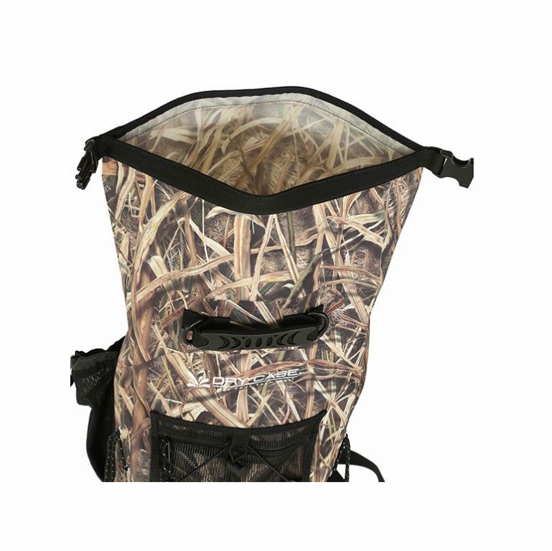 DryCASE MO-35-SGB Brunswick Camo Waterproof Backpack   TackleDirect 9943f044a6