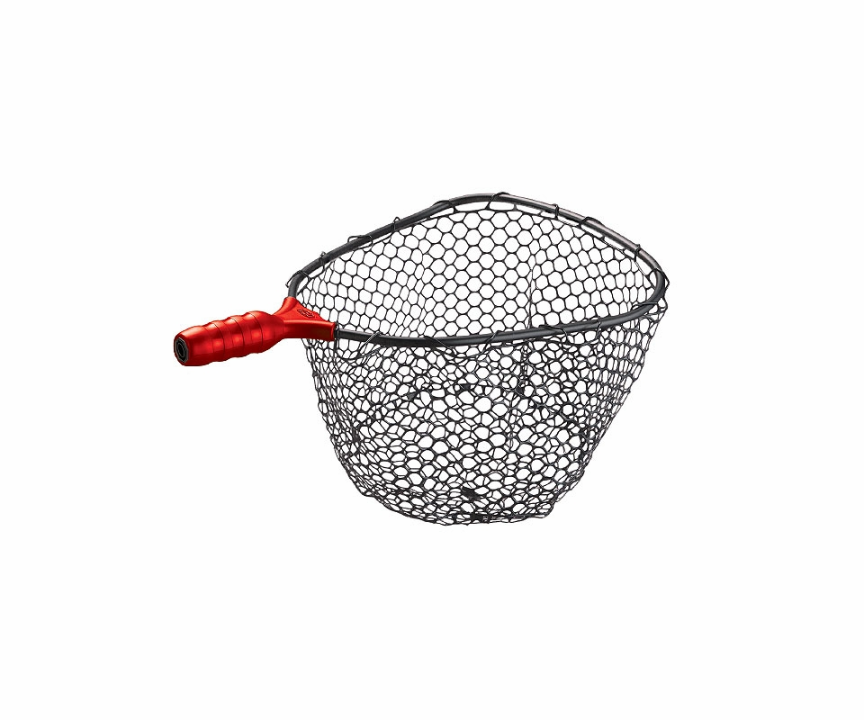 Ego s2 slider 72071a small 15 rubber net head for Small fishing net