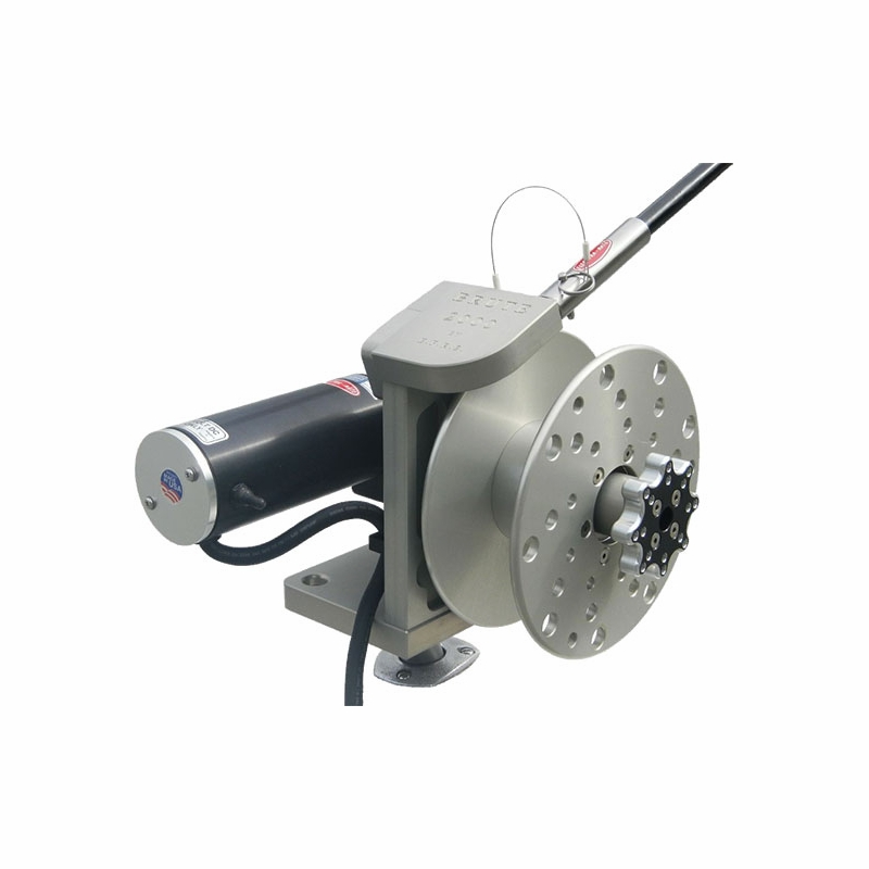 Elec tra mate brute 2000 electric reel tackledirect for Electric fishing reels