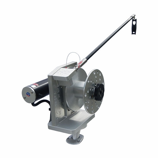 Elec tra mate tuna brute electric reel tackledirect for Electric fishing rod