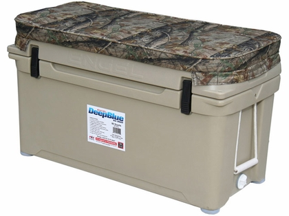 Engel DeepBlue Cooler Seat Cushion 35 Camo