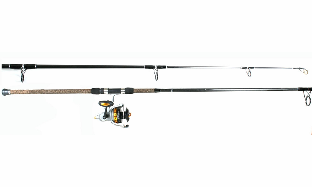 Fin nor lethal reel tsunami tstss1202h trophy combo for Tsunami fishing rods