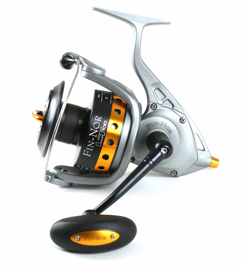 Fin nor lethal reel tsunami tstss1202h trophy combo for Surf fishing rods and reel combos