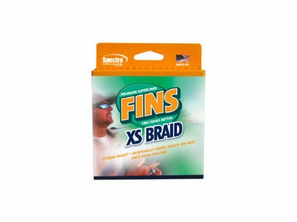 FINS Extra Smooth Braided Line 60lb 300yds Dark Green FNS60XS-300G