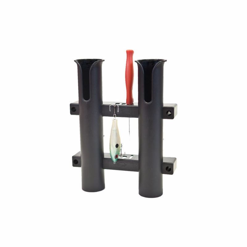 Fish on plastic double rod holder tackledirect for Fish on rod holders