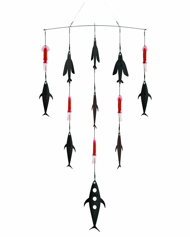 fish razr squidnation spreader bar flapz tackledirect