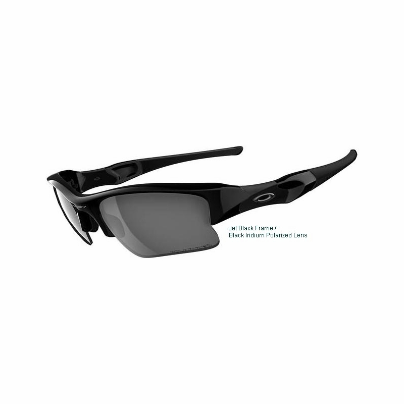 Oakley Flak Jacket XLJ Sunglasses - TackleDirect